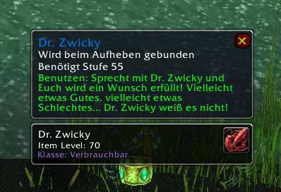 Dr. Zwicky